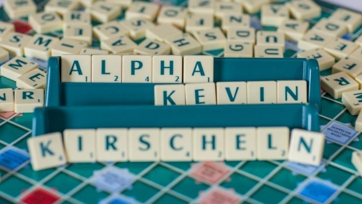 """""""Alpha-Kevin"""" wurde durch """"Kirscheln"""" ersetzt. (Foto)"""