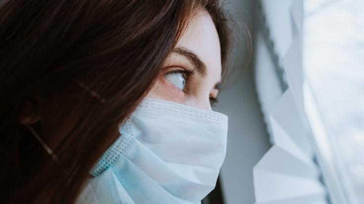 Hilft die selbst angeordnete Ausgangssperre gegen das Coronavirus? (Foto)