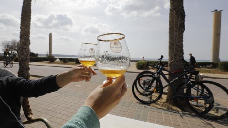 Reisen nach Mallorca könnten bald wieder möglich sein. (Foto)