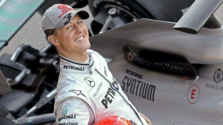 Michael Schumacher ist seit seinem Ski-Unfall aus der Öffentlichkeit verschwunden.