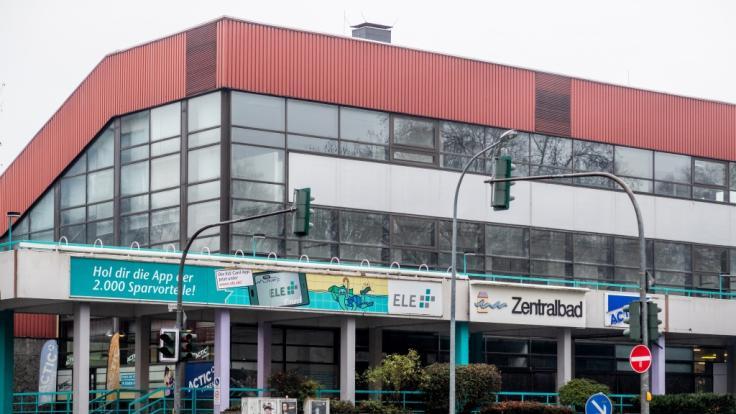 Im Zentralbad in Gelsenkirchen ist ein fünf Jahre altes Mädchen ertrunken. (Foto)