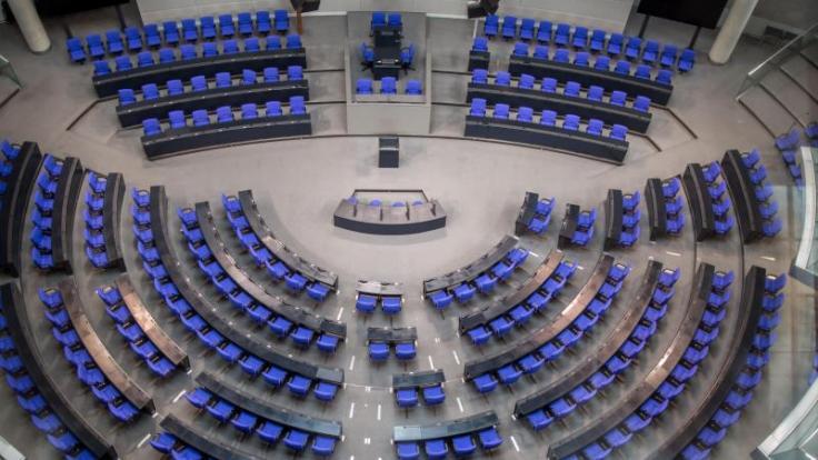 Der Antrag, das Klimaproblem als Notstand anzuerkennen, traf im Bundestag nicht auf die erhoffte Resonanz.
