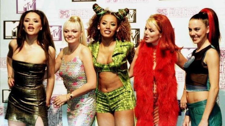 """In den 1990er Jahren schrieben die """"Spice Girls"""" Musikgeschichte und traten einen wahren """"Girl Power""""-Hype rund um den Globus los. (Foto)"""