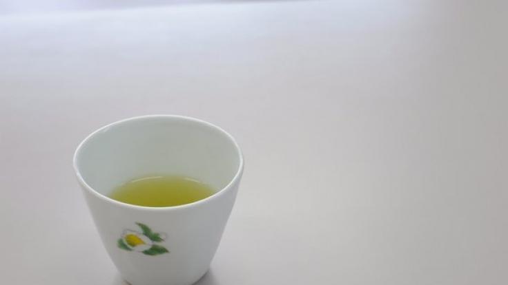 wirkungt von grünem tee auf die haut