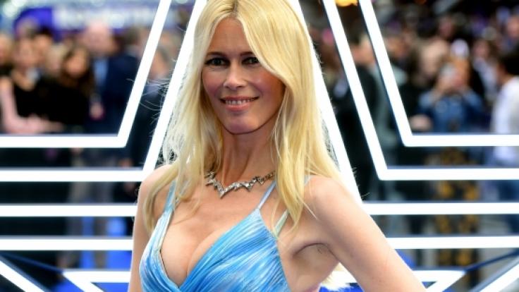 Die Nachrichten des Tages auf news.de: Claudia Schiffer posiert splitterfasernackt auf Instagram. (Foto)