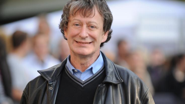 Schauspieler Ernst-Johann Reinhardt hat die Kunstfigur Lilo Wanders 1989 erfunden.