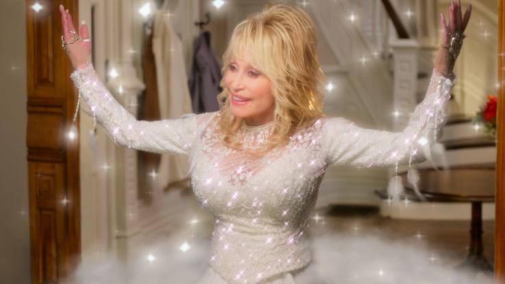 Dolly Parton versetzte ihre Fans mit einem Playboy-Foto von sich in Ekstase. (Foto)