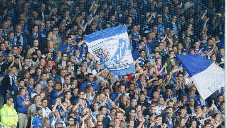 Der VfL Bochum wird von seinen Fans mit ganzer Kraft unterstützt. (Symbolmarkt)