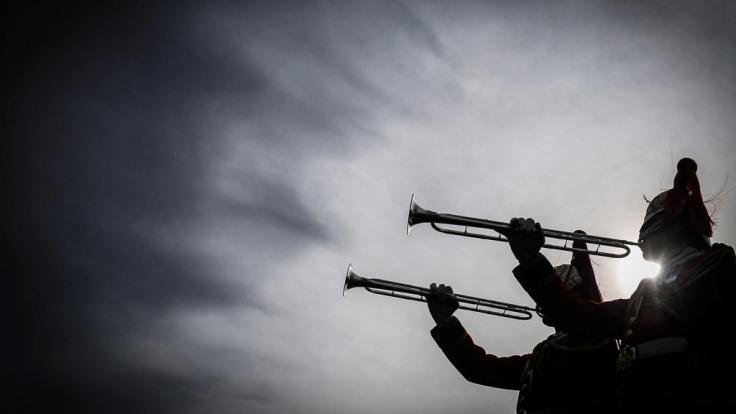 Haben die Menschen in Chile die Trompeten von Jericho gehört? (Symbolbild) (Foto)