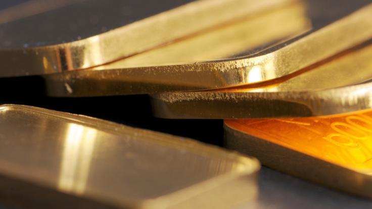 Bekanntlich ist längst nicht alles Gold was glänzt. (Foto)