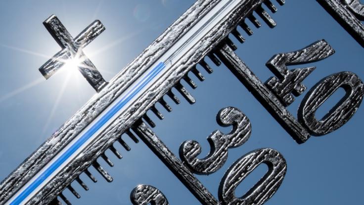 Am 26. Juli erwarten Meteorologen über 35 Grad. (Foto)