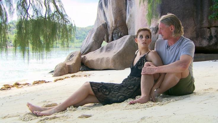 Frank Otto und Nathalie Volk auf den Seychellen: Wie geht es ihnen wirklich?