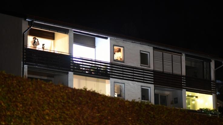 Ein Mann hat im oberbayerischen Tegernsee seine Ehefrau als Geisel genommen und sie getötet. (Foto)