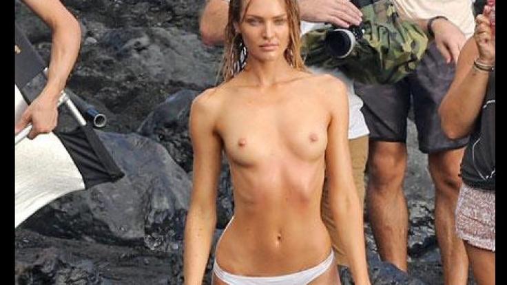 Nicht ohne Grund ist Candice Swanepoel eines der begehrtesten Models der Welt.