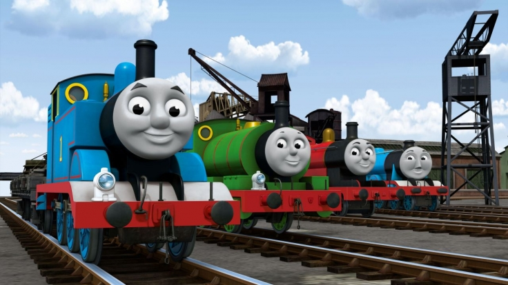Thomas & seine Freunde bei Super RTL (Foto)