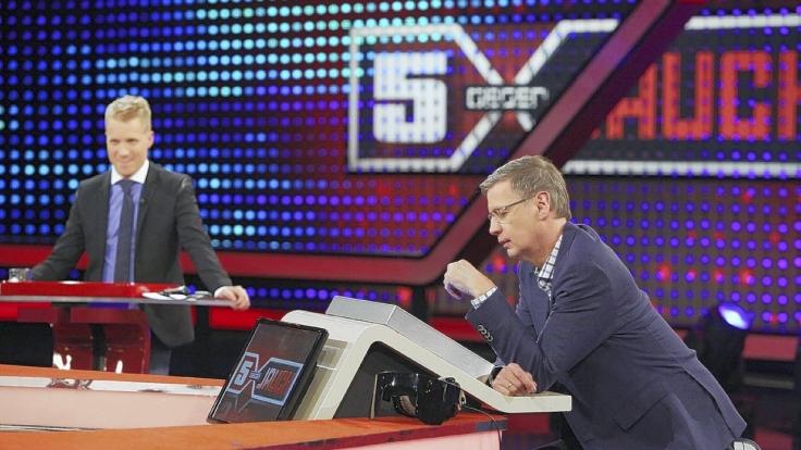 5 gegen Jauch bei RTL (Foto)