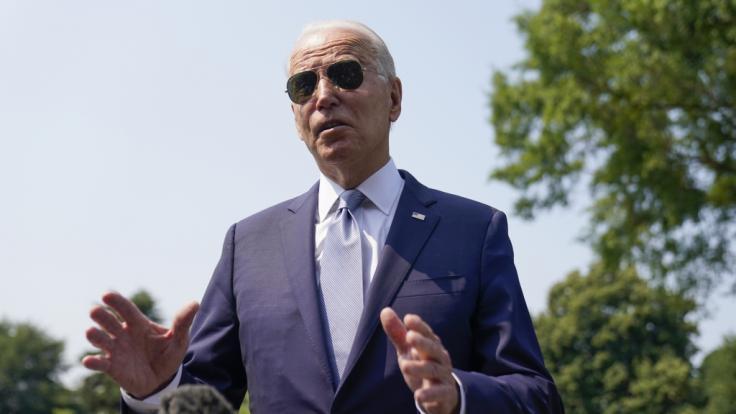 Hat Joe Biden einen schweren Fehler begangen? (Foto)