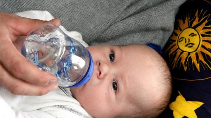Baby-Tees im Test: In jeden 3. Tee wurden krebserregende Giftstoffe gefunden. (Foto)