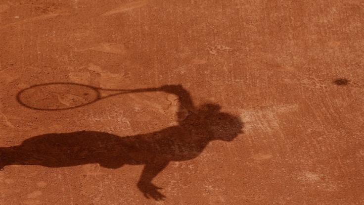 Täglich Tennis gibt's bei Eurosport. (Foto)