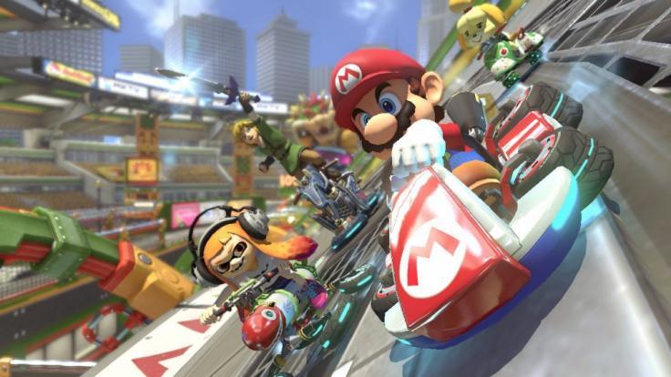 """Die Figuren aus """"Mario Kart"""" erscheinen 2019 als Hot Wheels-Edition. (Foto)"""