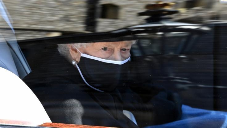 Die Queen trauert um einen engen Vertrauten. (Foto)