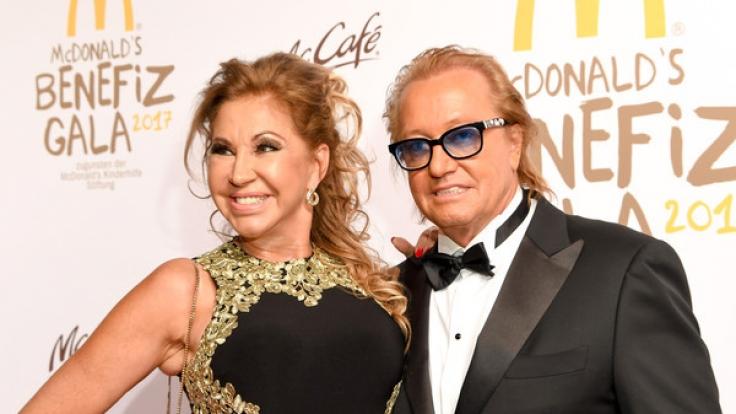 Schwelgen gern im Luxus: Carmen Geiss und Ehemann Robert Geiss, besser bekannt als die Geissens. (Foto)
