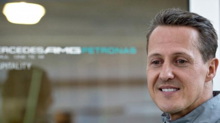 Auch nach seinem Ski-Unfall bleibt Michael Schumacher bei den Fans unvergessen. (Foto)