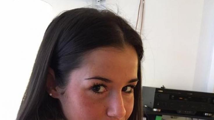 Ihre Facebook-Fans stellen Sarah Lombardi als Rabenmutter hin. (Foto)