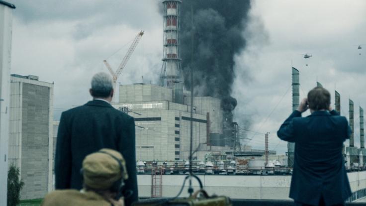 """Die Miniserie """"Chernobyl"""" läuft seit dem 12. April auf ProSieben. (Foto)"""