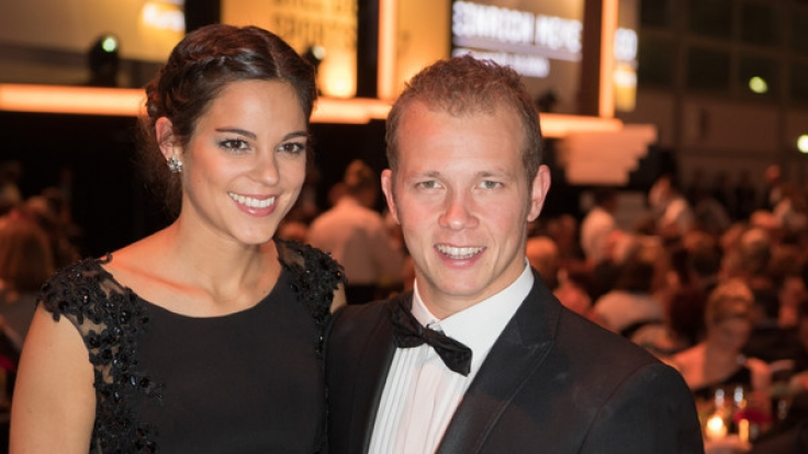 Olympia-Sieger Fabian Hambüchen und seine Freundin Marcia Ev haben sich getrennt. (Foto)