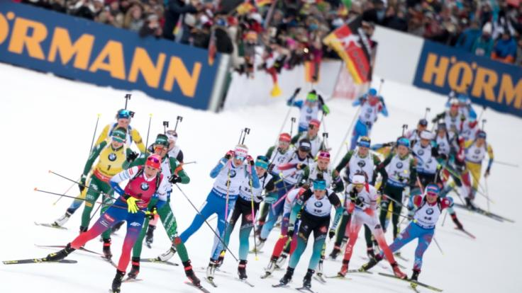 Alle Infos zum Biathlon-Weltcup 2019/2020.