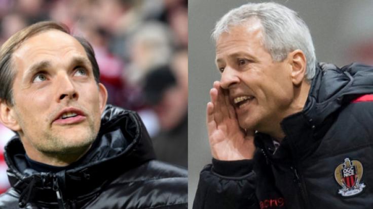 Lucien Favre hat sich erstmals zu seiner angeblichen Tuchel-Nachfolge beim BVB geäußert.