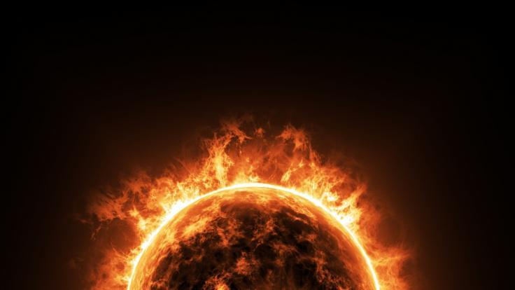 Droht der Erde ein gigantischer Sonnensturm?
