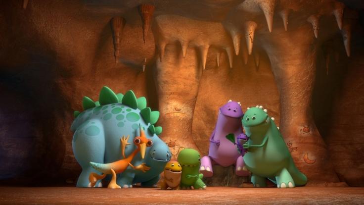 Dinotaps bei KiKA