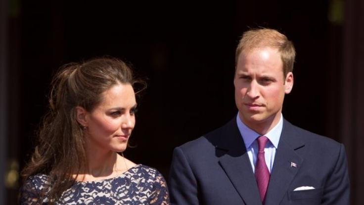Kate Middleton und Prinz William engagieren sich für