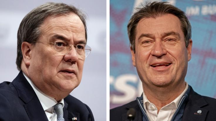 Wer wird der Kanzlerkandidat der Union?