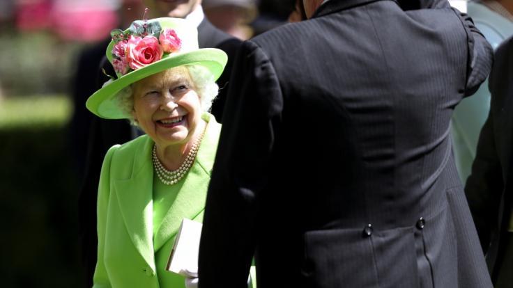 Der Stab von Queen Elizabeth II. ist auf alle Notfälle vorbereitet. (Foto)