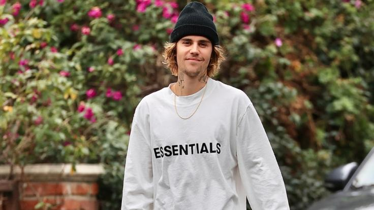 Superstar  Chart-Stürmer Justin Bieber (Foto)