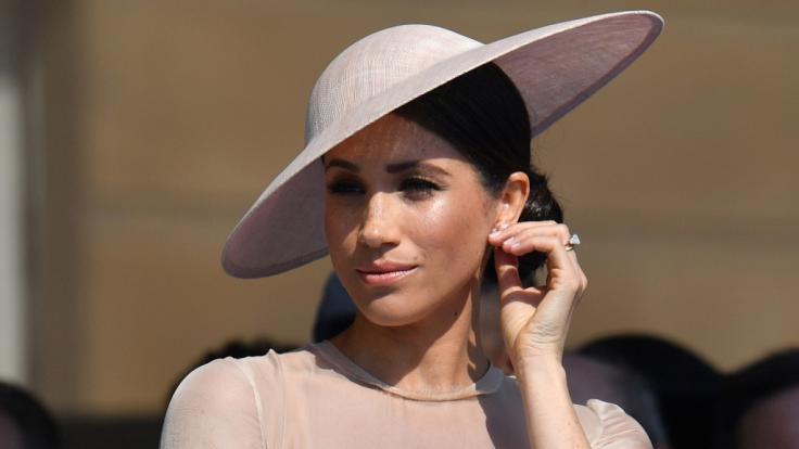 Angeblich ist es um das Verhältnis von Herzogin Meghan von Sussex zu ihrem Vater Thomas Markle nicht zum Besten bestellt. (Foto)