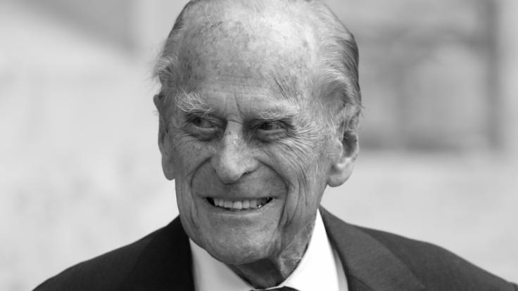 Prinz Philip, der Herzog von Edinburgh, ist am 9. April 2021 im Alter von 99 Jahren gestorben.