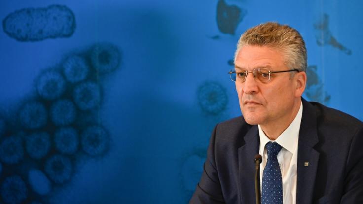 Lothar Wieler warnte zuletzt vor steigenden Coronavirus-Zahlen. (Foto)