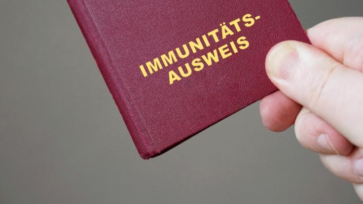 Der Ethikrat lehnt einen Corona-Immunitätsausweis ab. (Foto)