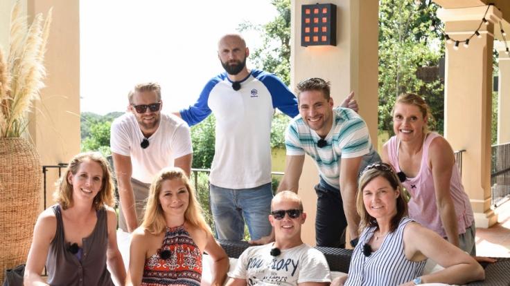 """Zum Staffelstart von """"Ewige Helden"""" treten acht neue Profisportler an. (Foto)"""