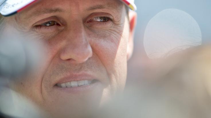 Michael Schumacher glaubt an eine höhere Macht.