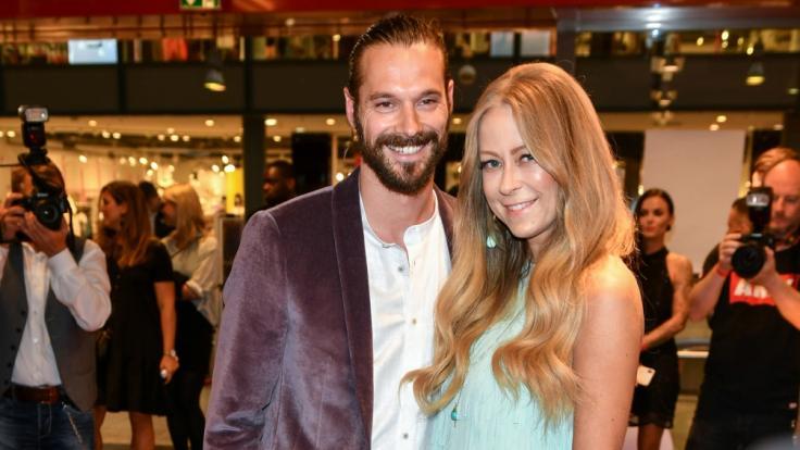 Jenny Elvers hat einen neuen Mann an ihrer Seite. (Foto)