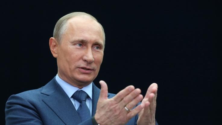 Russlands Präsident Wladimir Putin schirmt sein Privatleben vor der Öffentlichkeit ab.