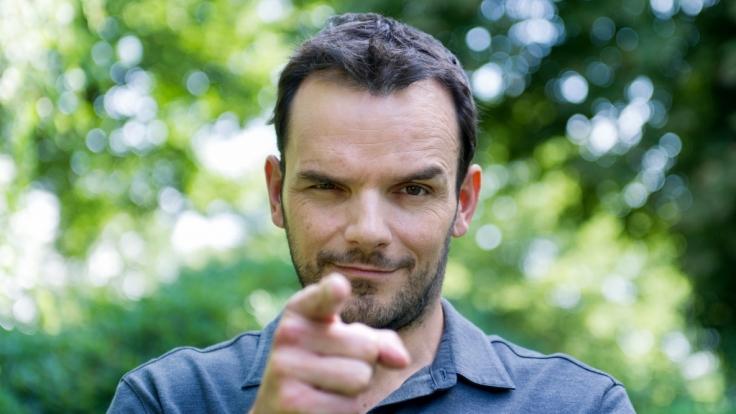 Steffen Henssler redet gern und viel - nur nicht über sein Privatleben.