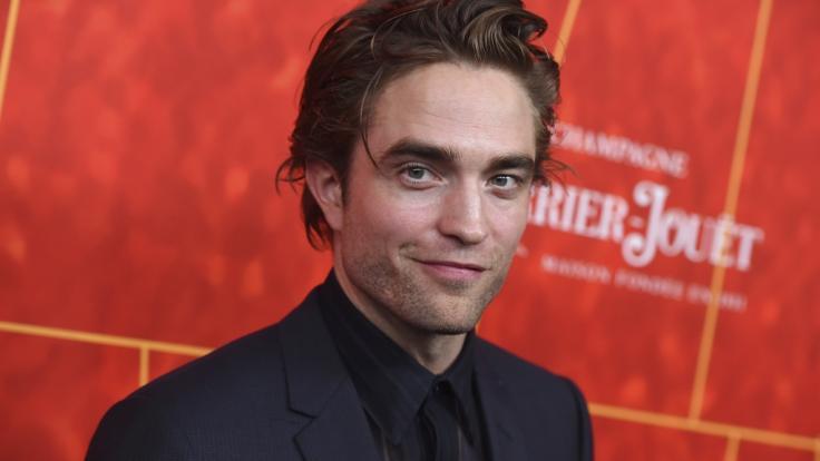 Robert Pattinson soll sich mit dem Coronavirus infiziert haben. (Foto)