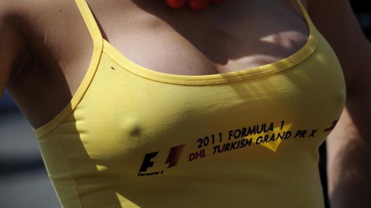 Neuer Beauty-Trend: Brustwarzen aufspritzen lassen. (Foto)