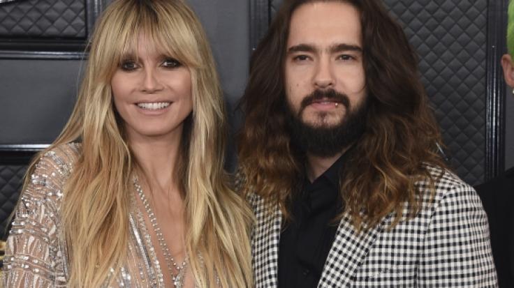 Heidi Klum und Tom Kaulitz sind aktuell getrennt.